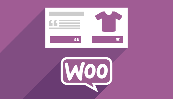creation de site woocommerce